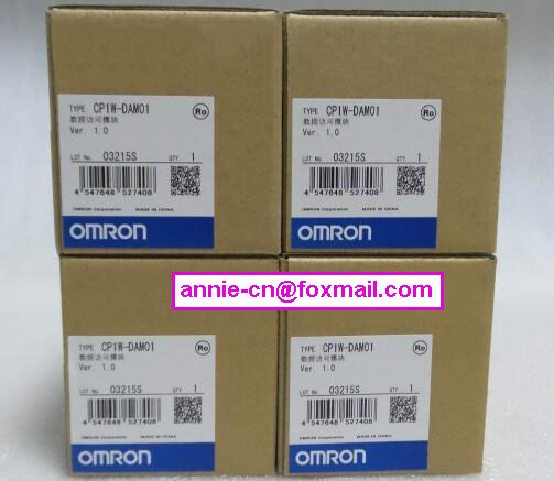 CP1W-DAM01  New and original  OMRON PLC Data access module dhl ems 2 pc original for omron cp1w cif11 cp1wcif11 plc module new in box free shipping