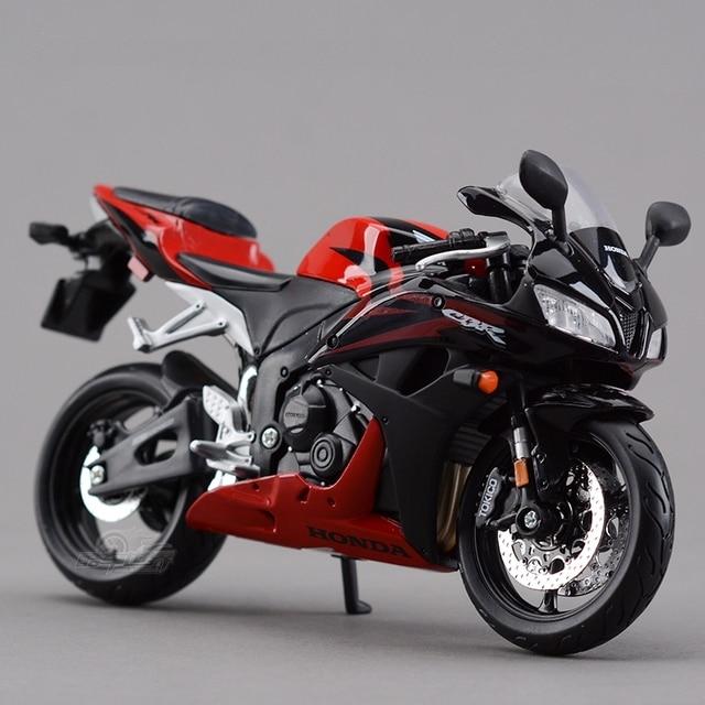 Freeshipping Maisto HONDA CBR 600RR 1:12 Motorcycles Diecast Metal ...