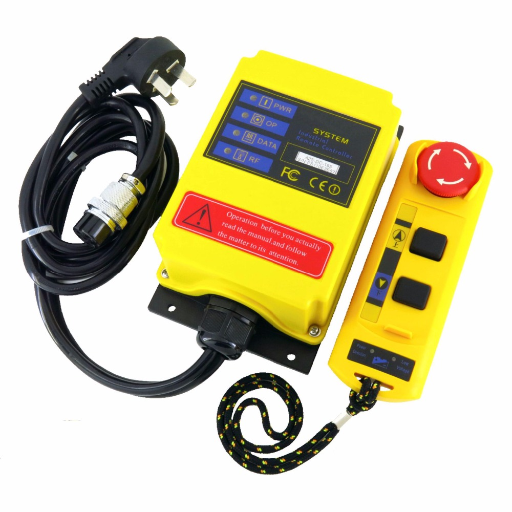 New Arrivals crane DC electric hoist industrial remote control can be customized Industrial Remote Control A2S-DC-180
