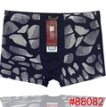 10pcs Patter Print Bamboo Boxer Shorts Super Soft Men Boxers Comfortable And Breathable Men's Sexy Underwear XXL