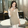 Maternity Pregnant Women Sweater Large Size Loose Sweater Vest big Yards Long Section WINTER