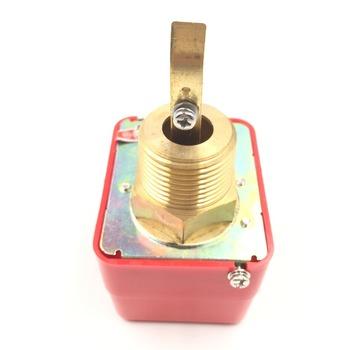 Przełącznik przepływu wody HFS-25 docelowa typu przełącznik przepływu LKB-01 przełącznik przepływu miernik przepływu 1 cal cel czujnik tanie i dobre opinie Hydraulika EARUELETRIC Switches Insert flow meter