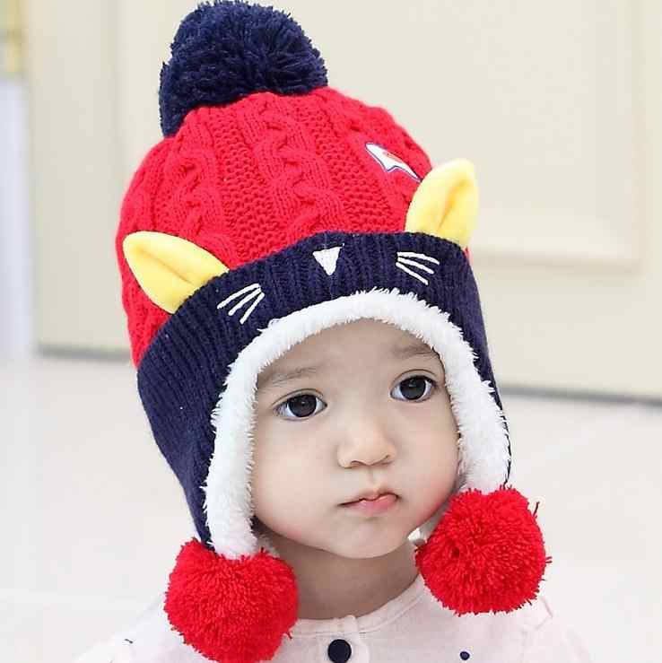 02503db2d Detail Feedback Questions about 2016 Cartoon kitten plus velvet wool ...