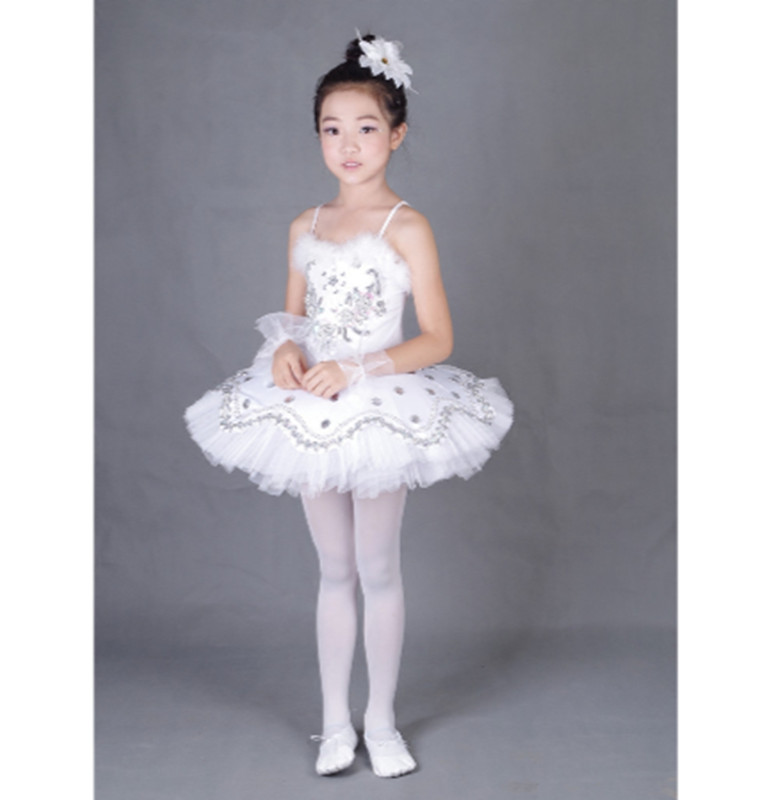 yellow-pink-font-b-ballet-b-font-leotard-dress-girls-cute-font-b-ballet-b-font-dance-practice-costumes-kids-short-sleeve-font-b-ballet-b-font-tutu-skirt