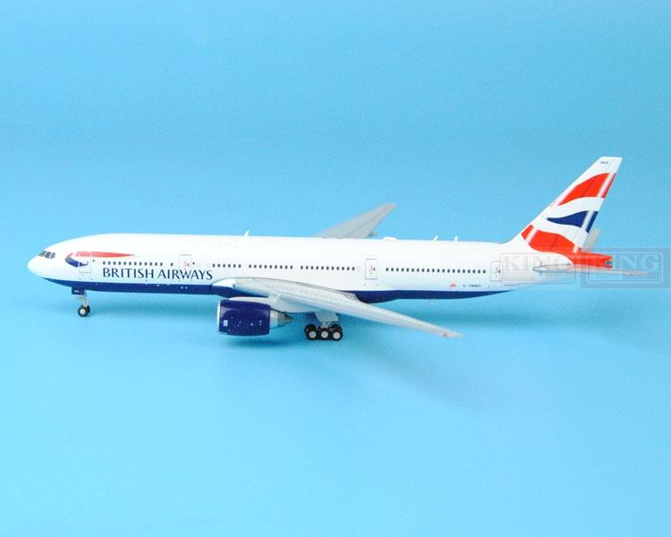 New: GJBAW1416 B777-200ER British Airways G-YMMR 1:400 GeminiJets commercial jetliners plane model hobby gjcca1366 b777 300er china international aviation b 2086 1 400 geminijets commercial jetliners plane model hobby