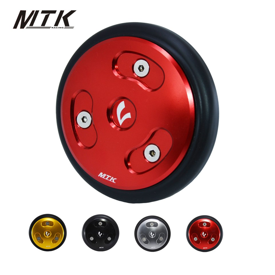 MTKRACING Motorcycle For Vespa LX-125 S-125 2010-2014 PARTS Engine Stator Cover CNC Engine Protective Cover Protector mtkracing for kymco ak550 motorcycle parts headlight protector cover screen lens ak 550 2017 2018