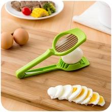 Слайсер для яиц, инструменты для приготовления пищи, 2в1, Многофункциональный кухонный слайсер для яиц, резак, форма для цветочных краев, гаджеты, инструменты