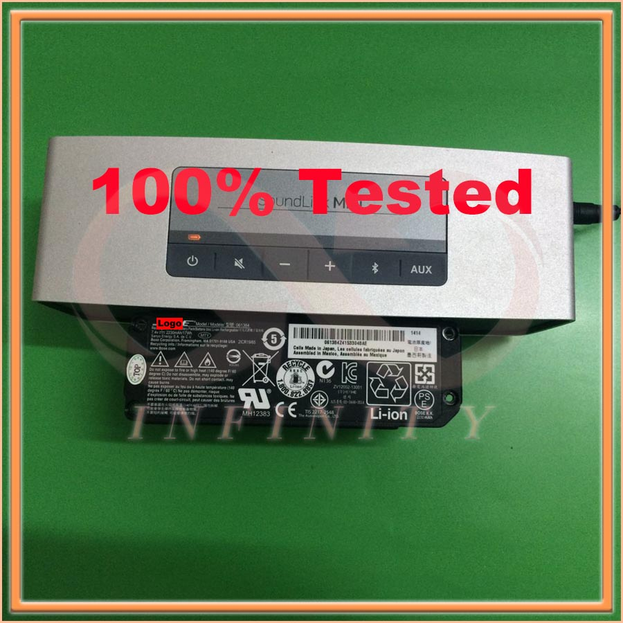 In Stock 100 Original 061384 061385 Li Polymer Rechargeable Battery For SoundLink Mini Wireless Speaker With