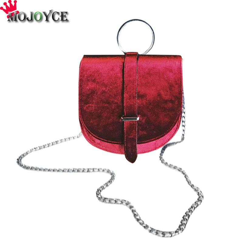 Woman Velvet Bag Promotional Ladies Luxury Velour Handbag Chain Messenger Shoulder Bag Ladies Plaid Women Crossbody Bag Sac A