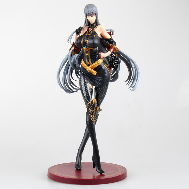 Huong Anime Figure 27 CM Valkyria Chronicles Selvaria Bles 1/7 Scale Sexy PVC Action Figure Collectible Model Toy