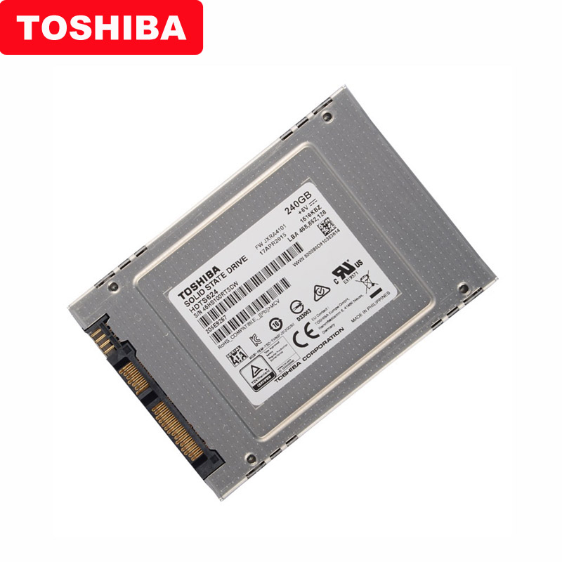 "Image 4 - Original TOSHIBA 240GB Internal solid state drive Q200 EX 480GB MLC Hard Drive Disk 2.5"" SATA 3 SSD  High Speed Cache for Laptop-in Internal Solid State Drives from Computer & Office"