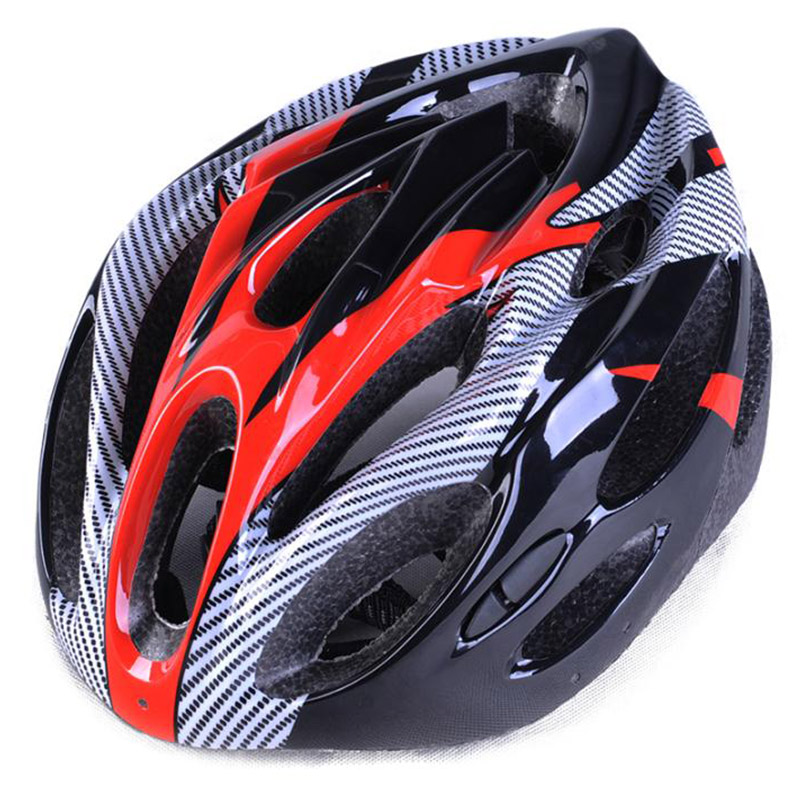 180g 54-62cm Ultra-light Imitate Carbon Road Bicycle Helmet Endurance Cycling Bike Safety Sports Helmet Racing Cascos Ciclismo