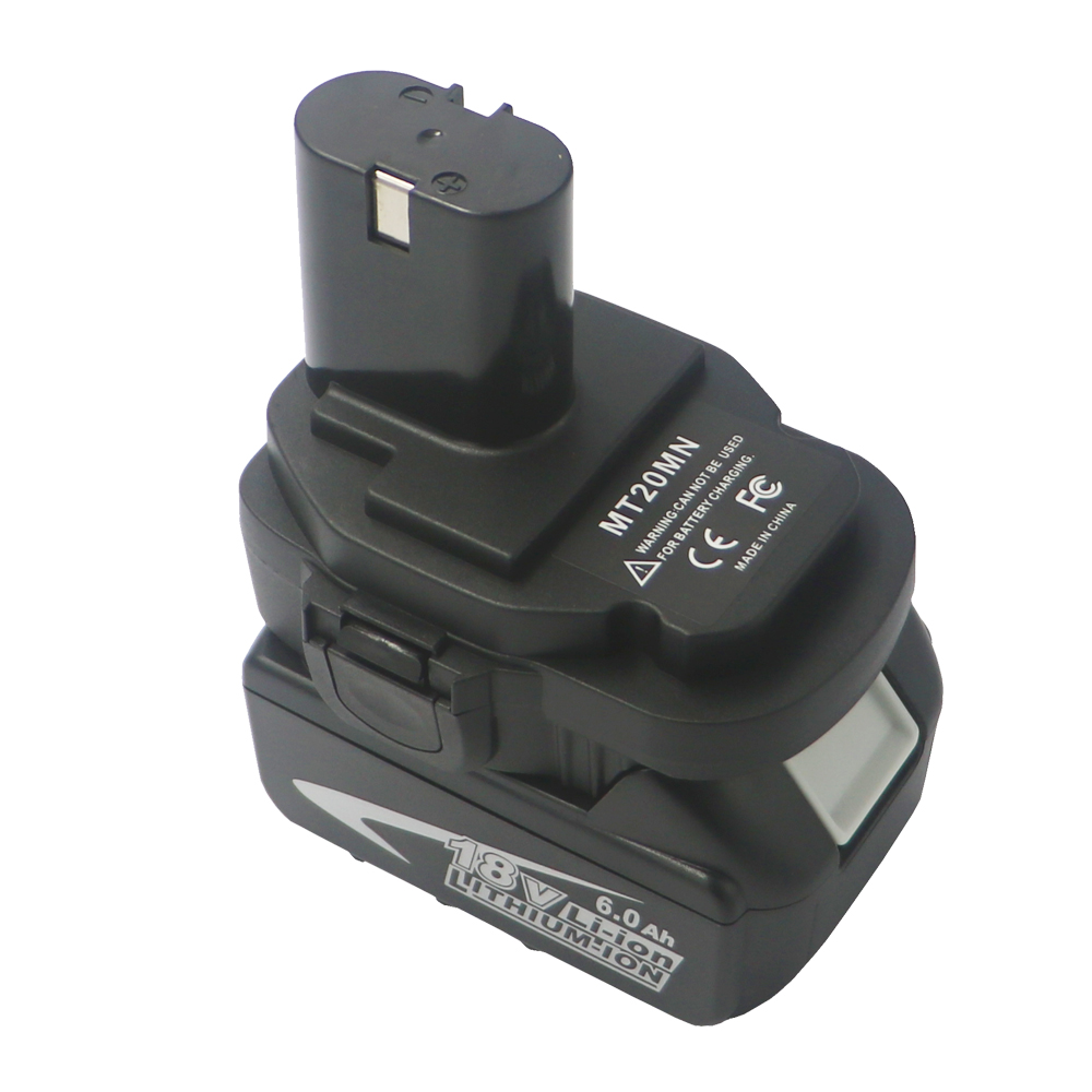 MT20MN <font><b>18V</b></font> li-ion battery Convert To <font><b>18V</b></font> NI-CD/NI-MH Charger Tool <font><b>Adapter</b></font> for <font><b>makita</b></font> cordless power tool (battery not includes) image