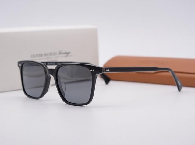 Top quality  sunglasses Oliver peoples OV5316SU OPLL SUN vintage men women brand designer sun glasses oculos de sol eyewear