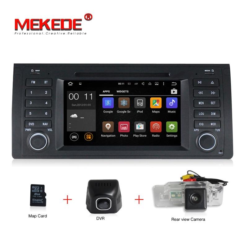 Européenne entrepôt Livraison duty Android7.1 2g RAM Voiture GPS lecteur DVD pour BMW E53 X5 E39 M5 livraison gratuite mic goft soutien CFC