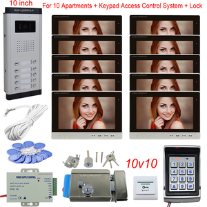Wired Videophone 10 Units 10