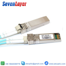 SFP+ 10Gb  SFP SR for SFP-10G-SR 10GBASE-SR Fiber Optic SFP Transceiver Module цена 2017