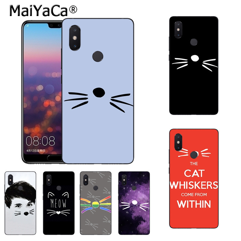 Us 0 95 27 Off Maiyaca Dan And Phil Cat Whiskers Beautiful Phone Accessories Case For Xiaomi Mi 8 Se 6 Note2 Note3 Redmi 5 Plus Note4 5 Cover In