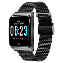 F9 1.3Inch Fashion Smart Armband Kleur Screen Ip68 Waterdicht Stappenteller Smart Horloge Activiteit Fitness Tracker Smart Horloge