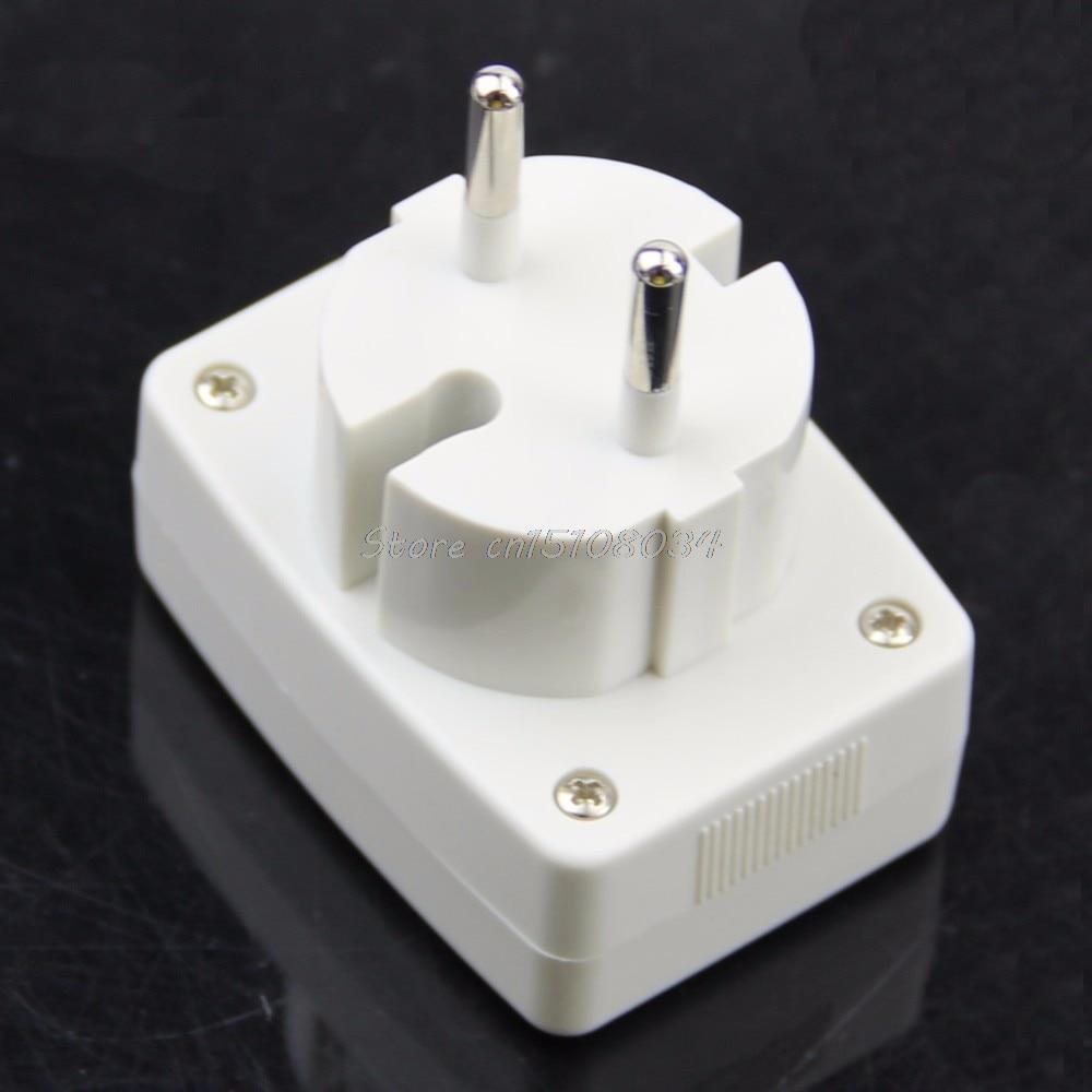 DM55-1 AC 85-260V Voltmetro digitale LCD Misuratori per penna - Strumenti di misura - Fotografia 4