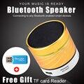 Glowing música handsfree stereo baixo boombox sem fio bluetooth speaker rádio fm caixa de som do altifalante com mic