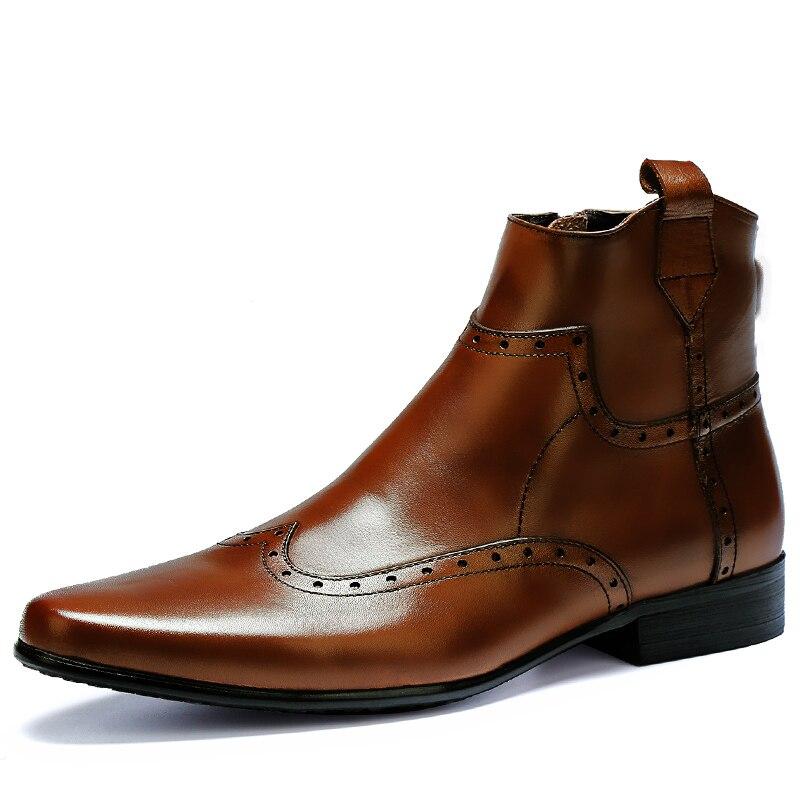 Chelsea Men\'s Boots (1)