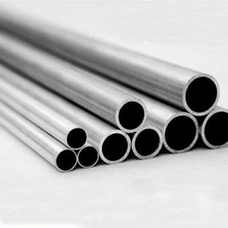 Size : 22mm BTCS-X 1pcs-Aluminum Tube Alloy Hollow AL Rod Inner Diameter 14mm-20.7mm Hard Bolt Pipe Catheter Length 200mm-outer Diameter 22mm-hardware Accessories DIY Accessories ID x14mm OD