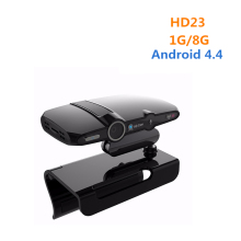 [WeChip] HD23 5.0MP Cámara Allwinner Dual Core TV Box 1 GB 8 GB Android 4.4 HDMI Smart TV Box, Construido en Micrófono DSP altavoz