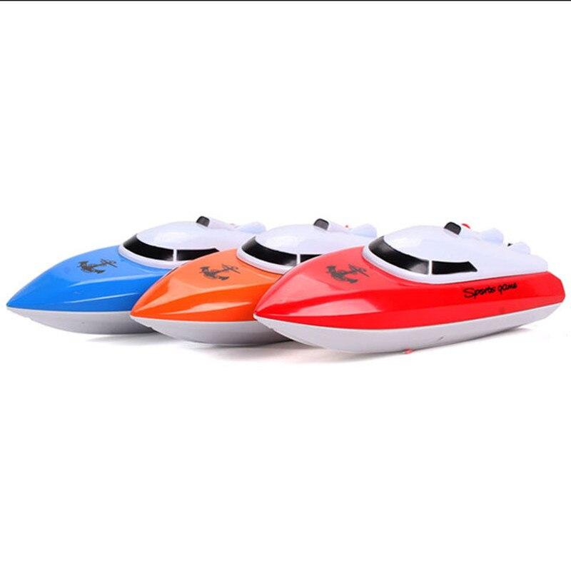 Электрический жестокие 2.4 ГГц 4 канала гонки дистанционного Управление высокое Скорость лодка для детей игрушки для детей подарок для бассе...