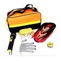 5 Шт./пакет Автомобиль Аварийный Комплект Включает Кабель Батареи нескользкие Перчатки Изоляционные Ленты Автомобиль Тягового Каната, фонарик