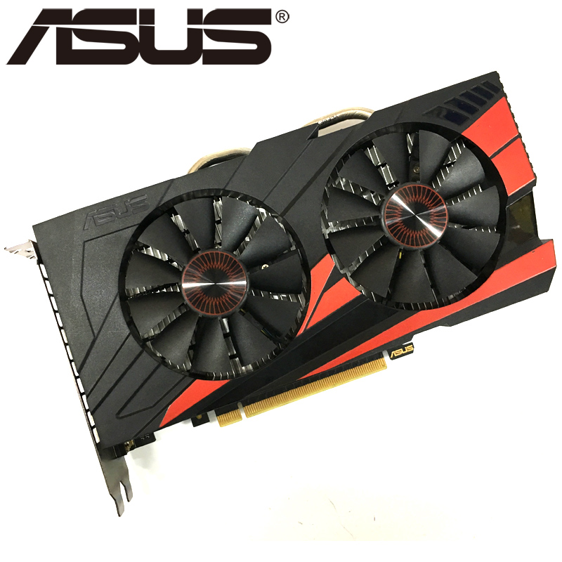 ASUS Original Graphics Card GTX950 With 6610MHz Memory Frequency 1