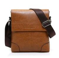2016 Hot Spring New Arrival Men Messenger Bags High Quality Leather Men Handbags Special Offer Big