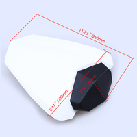 Motorcycle Accessories Rear Seat Fairing Cowl Covers For Yamaha YZF R1 09 10 11 12 13 14 Rear Passenger Cafe Racer Seat Covers