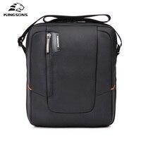 Kingsons 10 1 Inch Tablet PC Bag Business Travel Small Cross Body Bag Men Shoulder Messenger