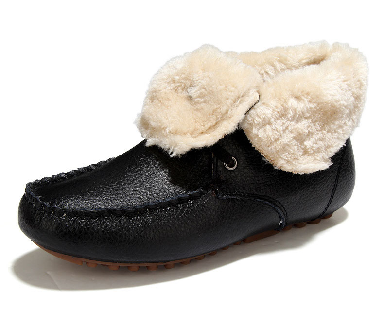 AH 5790 (2) women plush boots