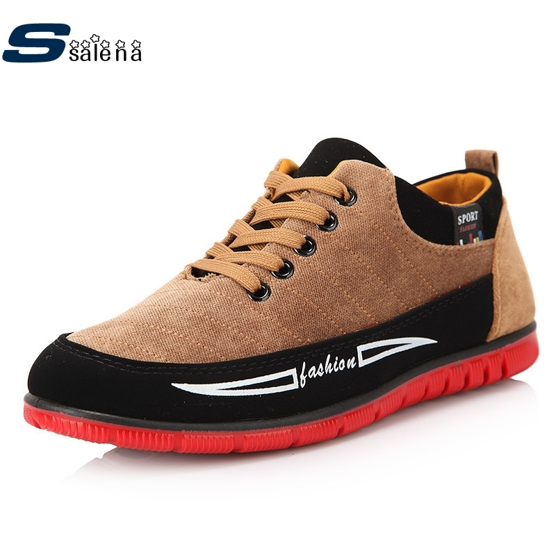 New Brand Men Casual Shoes Old Beijing Shoes Breathable Flat With Leisure Shose Comfortable Men Shoes #B1271