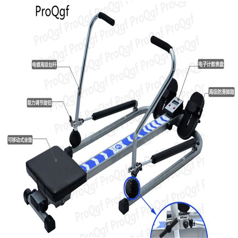 1Pcs Rowing Machine indoor home