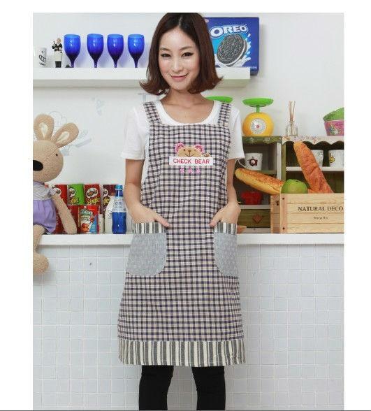 Hot cartoon dagis nagel mode kök restaurang kvinna matlagning - Hushållsvaror