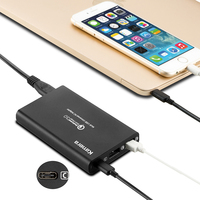 LVSUN Quick Universal Notebook Charger With Type C Type C USB C USB C Laptop Adapter