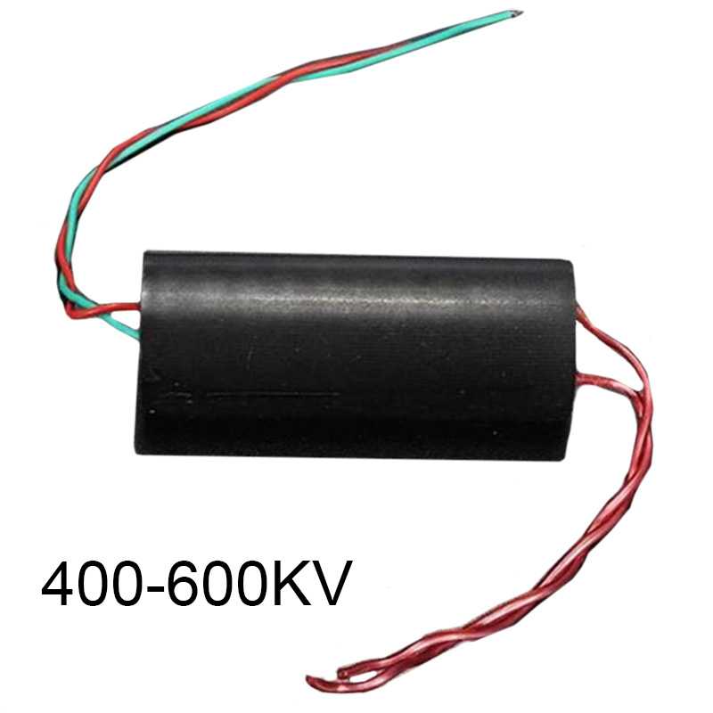 DC 3.7V-6V To 400KV-600KV High Voltage Generator Super Arc Inverter Transformer Pulse Module Step up Boost Module ...