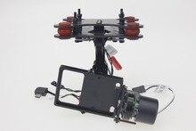F11650 SJ2D 2-Axle Camera Brushless Gimbal Mount for SJ4000 SJ5000 Gopro Hero 3 4 DIY FPV Drone S550 Tarot 650 Phantom