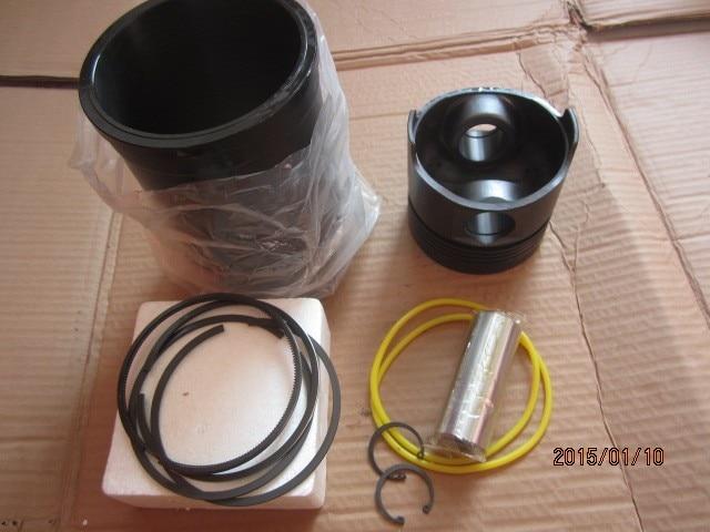 Дизельный двигатель Changchai Changfa ZS1110 CY1105 ZS1115 CY1115 L18 L24 L28 JD1125 KM130 KM138 KM160 SF148, поршневое Контактное кольцо любой марки