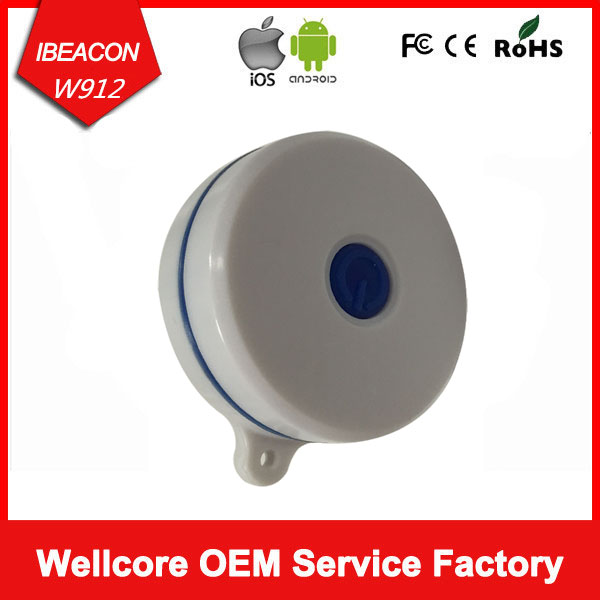 Low Power Consumption Bluetooth 4.0 ibeacon ble 4.0 beacon NRF51822 chipset
