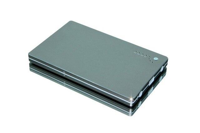 Оригинальный LP Зарядное Банка Мощность Настоящее 30000 мАч Портативный Внешний Зарядное устройство Питания Для Ноутбуков, Мобильных Телефонов, Проектор, Tablet PC