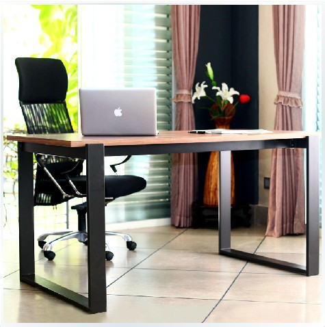 simple ikea home office. All Solid Wood Desk Minimalist Modern Simple Scandinavian IKEA Home Office Computer Conference Table Casual Ikea E