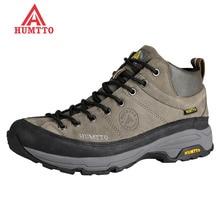 Vente de randonnée en plein air chaussures hommes trekking bottes camping sneakers scarpe uomo sportive chaussures-usine-directe Dentelle-Up en caoutchouc