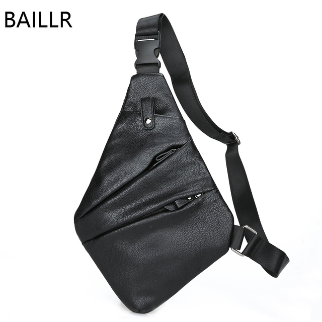 495c755d8 Negocio bolsas para teléfono anti-robo bolsa de trabajo de cuero Hombre  hombro crossbody hombres