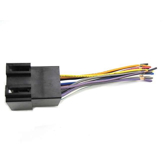 Navitopia Car Audio Stereo Wiring Harness Adapter Plug For