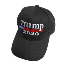 Baseball Hat Portable 2020 Trump Fashion Adjustable American Election Peaked Cap for Girls Boys Men Women(China)