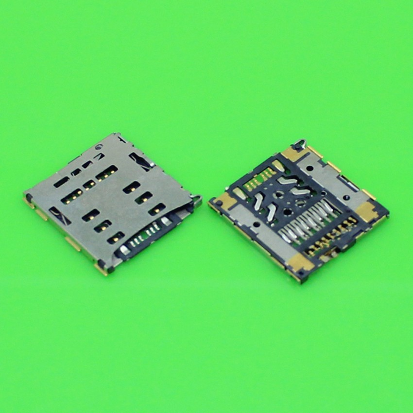 2pcs/lot 100% New SIM Card SD TF Card Socket Holder Tray Repair Parts for Huawei Ascend P8 Lite GRA-UL00 CL00 TL00 high quality